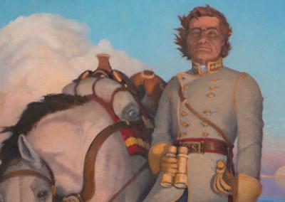 Choctaw Chief Tandy Walker