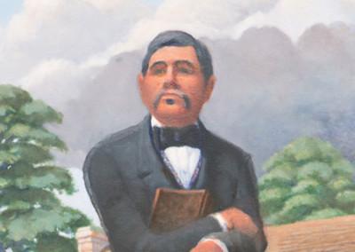 Choctaw Chief Allen Wright