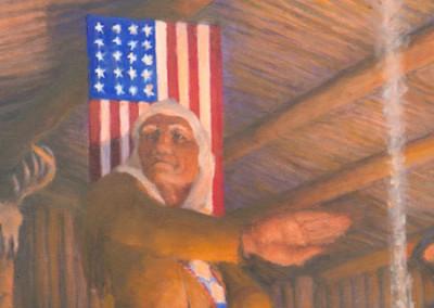 Choctaw Chief Apuckshunnubbe