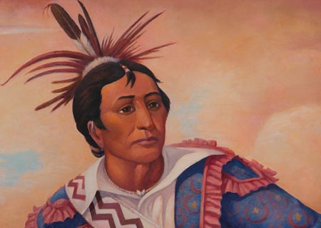Choctaw Chief Peter Pitchlynn