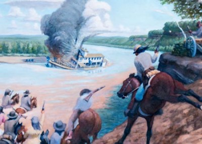 Capture of the J.R. Williams